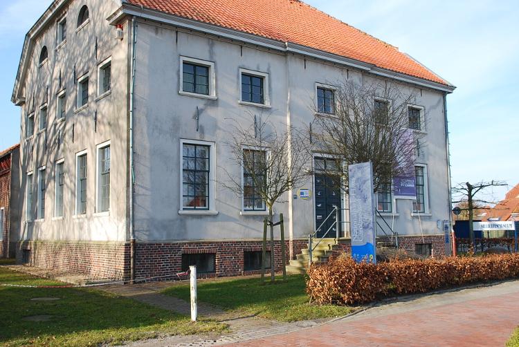 Sielhafenmuseum Carolinensiel